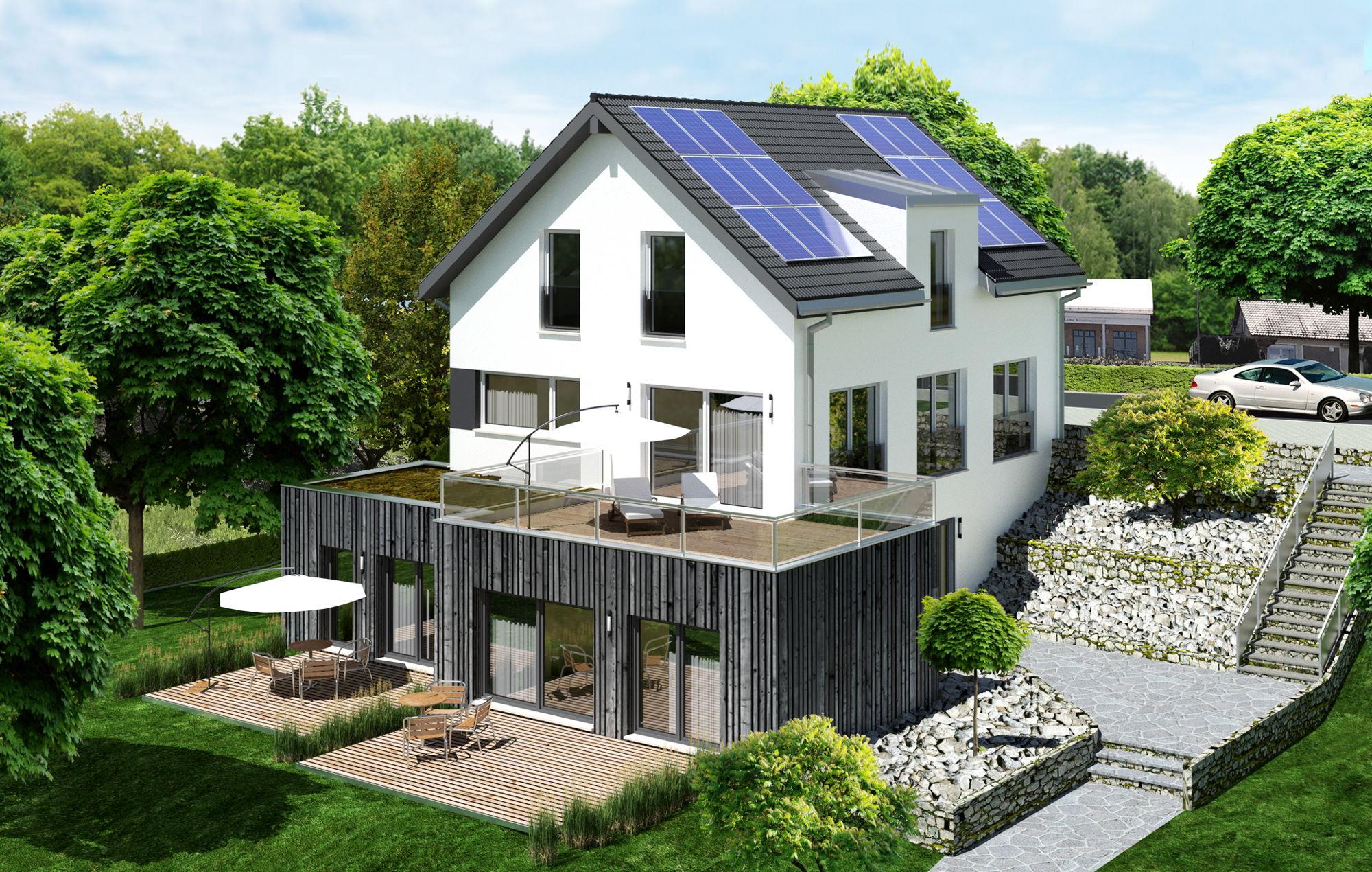 Eroffnung Des Neuen Musterhauses Seegarten In Bodenwohr