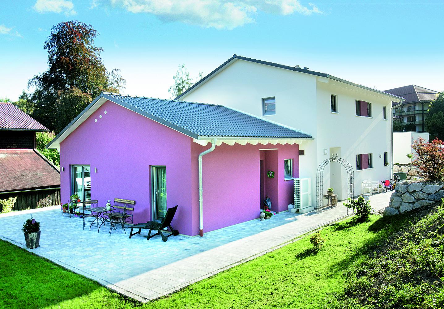 Baupaare Berichten Familie Petry Siegsdorf Fischerhaus