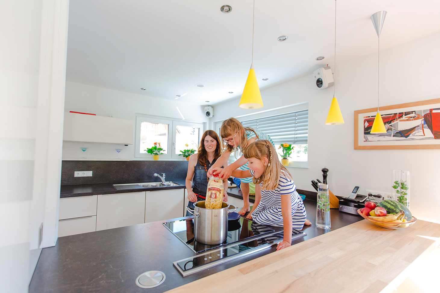 Fischerhaus Bodenwöhr baupaare berichten familie prof dr troll münchen fischerhaus
