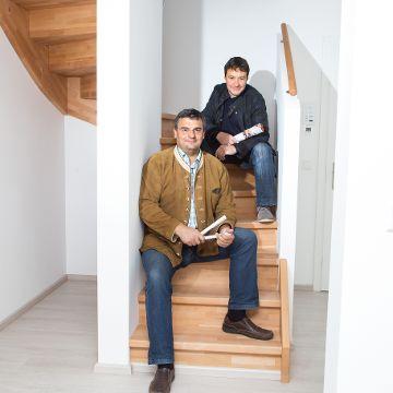 Ein 3-Familienhaus mit bester Effizienzklasse