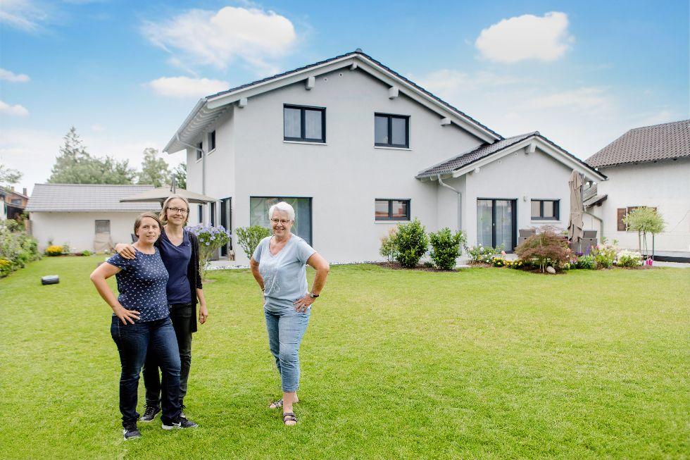 Einfamilienhaus Modern 190