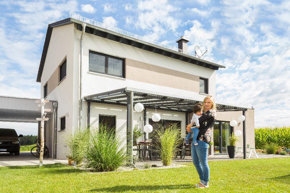 Einfamilienhaus Modern 168