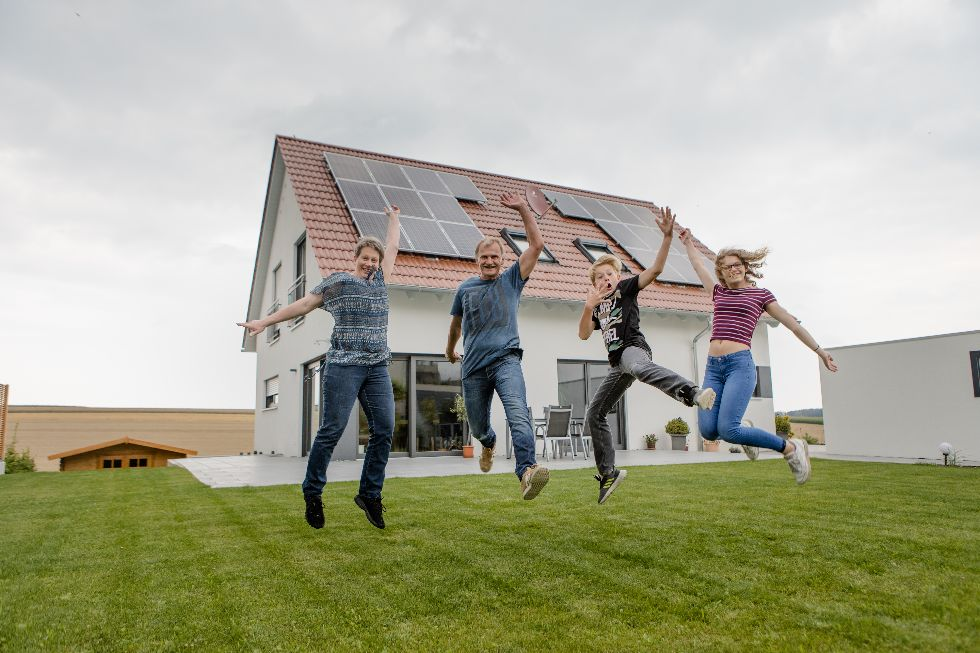 Einfamilienhaus Klassisch 165