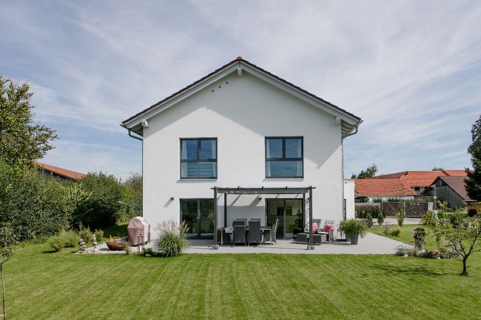 Einfamilienhaus Modern 198