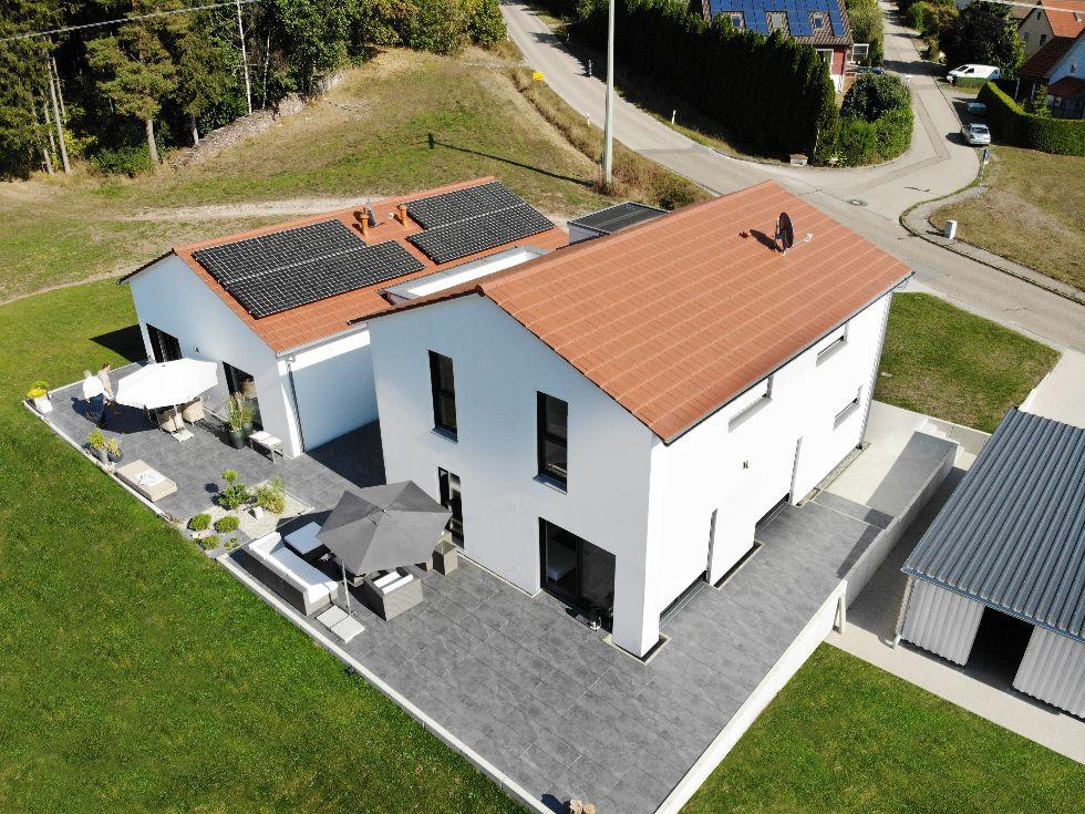 Zweifamilienhaus Modern 263