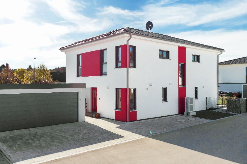 Einfamilienhaus Stadtvilla 200