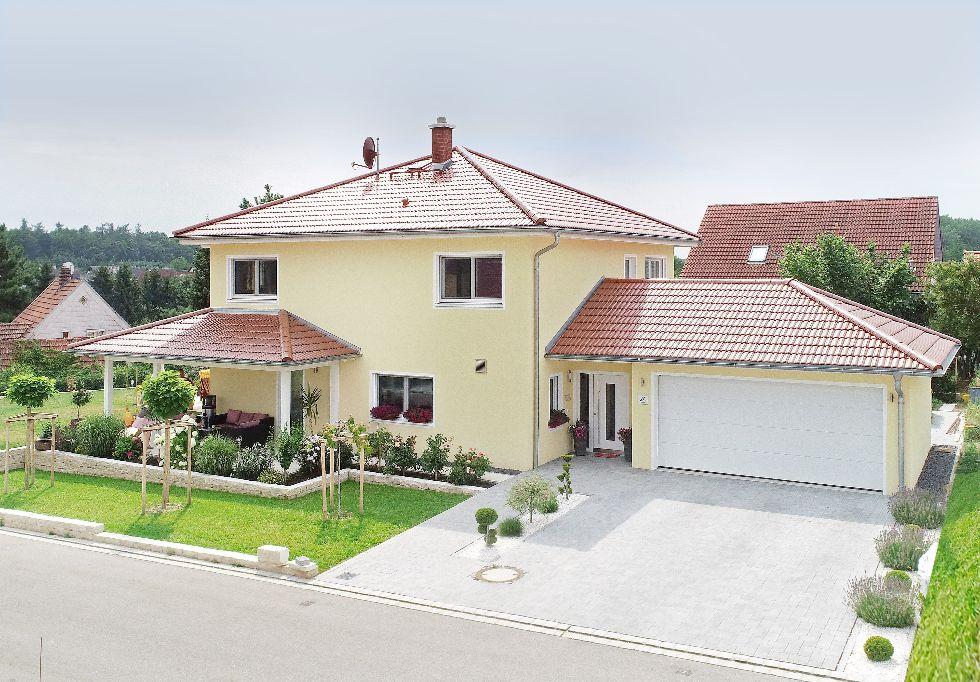 Einfamilienhaus Stadtvilla 282