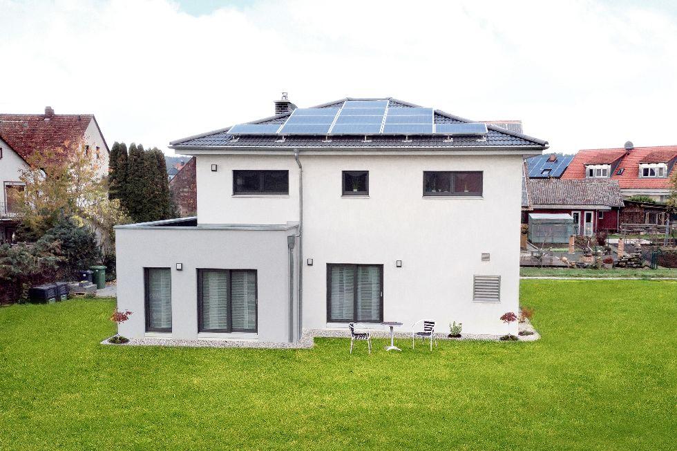 Einfamilienhaus Stadtvilla 165