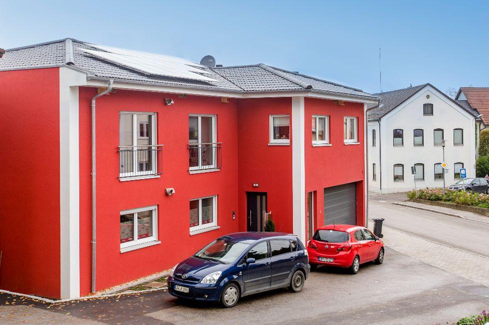 Mehrfamilienhaus 3-Familienhaus 305