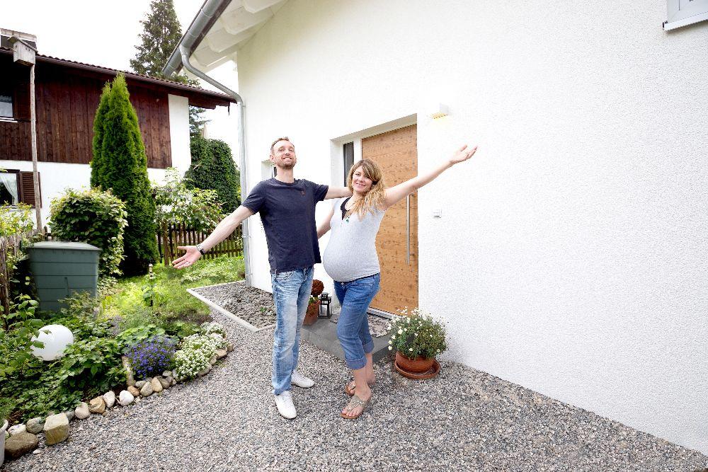 FischerHaus-Fertighaus in Bichl