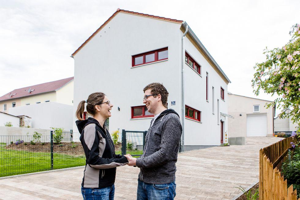 Einfamilienhaus Modern 155