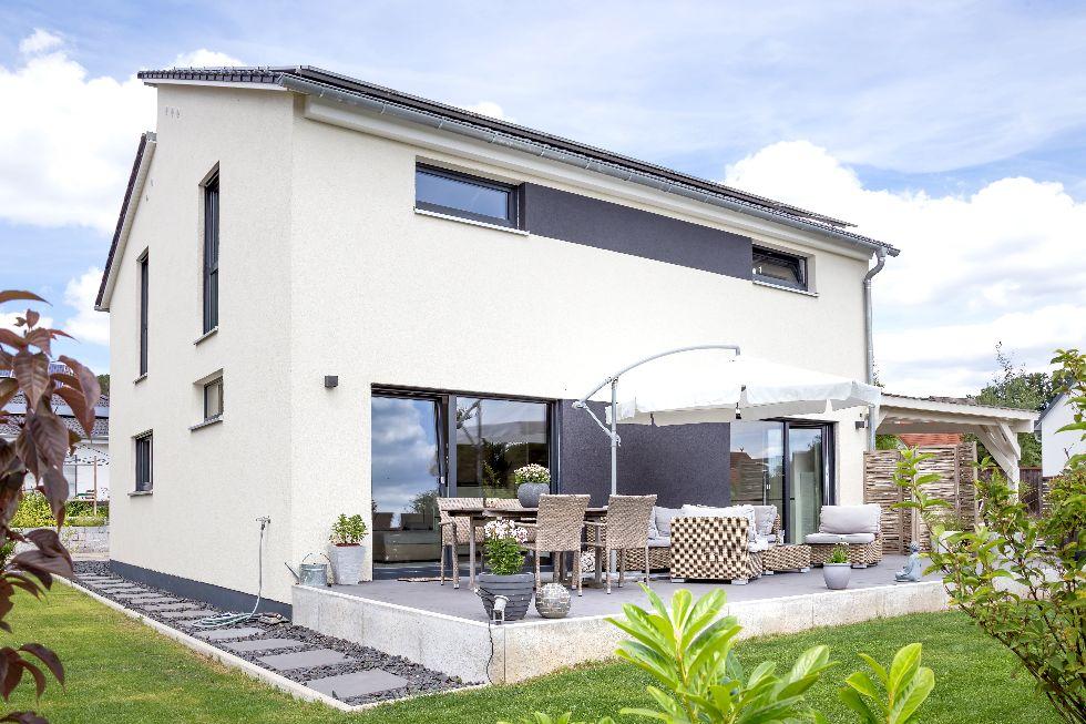 Einfamilienhaus Modern 153