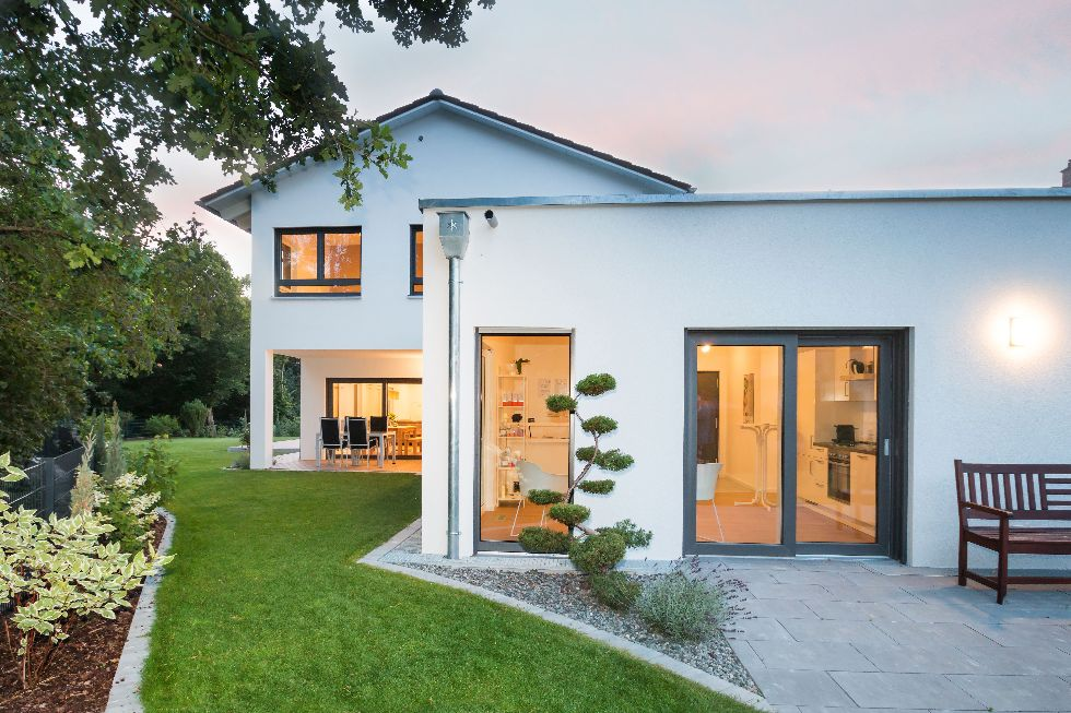 Einfamilienhaus Modern 239