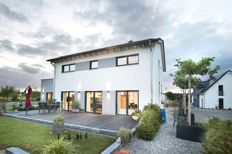 Einfamilienhaus Modern 188