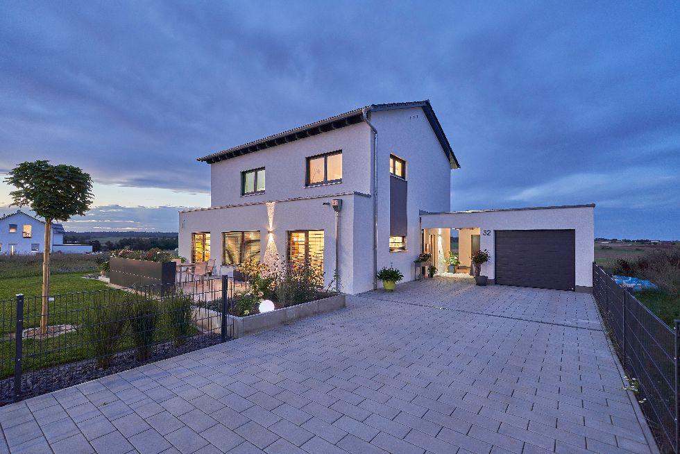 Einfamilienhaus Modern 202