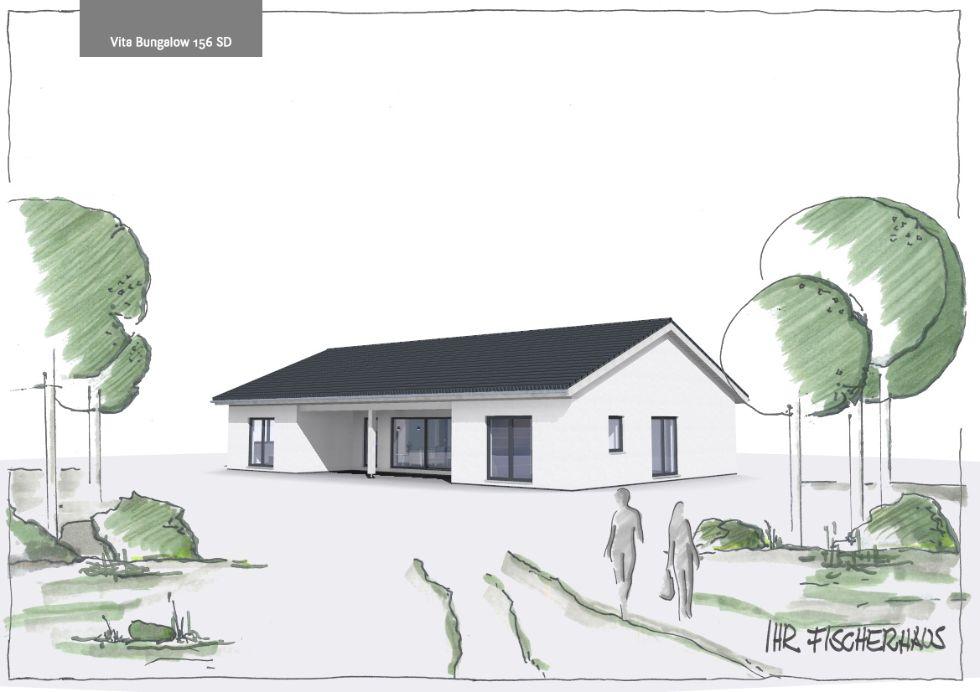 Einfamilienhaus Vita Bungalow 156 SD