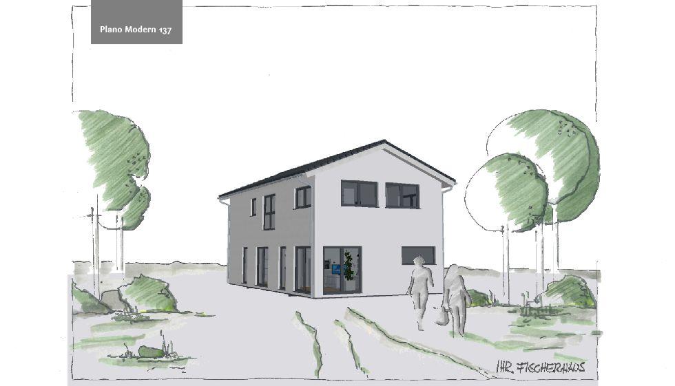 Einfamilienhaus Plano Modern 137