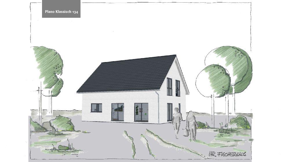 Einfamilienhaus Plano Klassisch 134