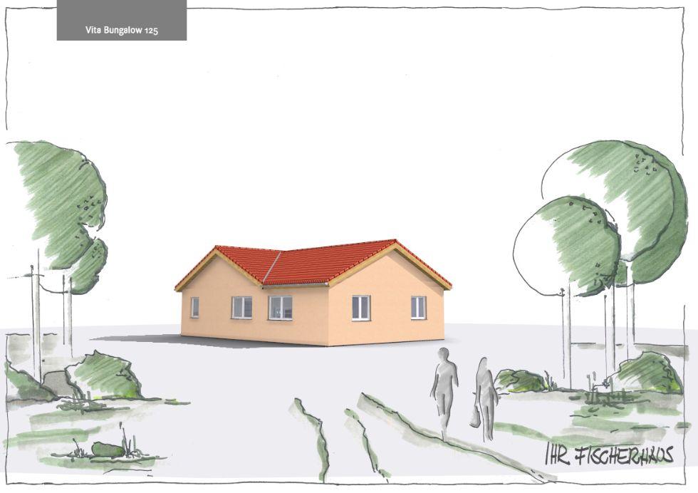 Einfamilienhaus Vita Bungalow 125