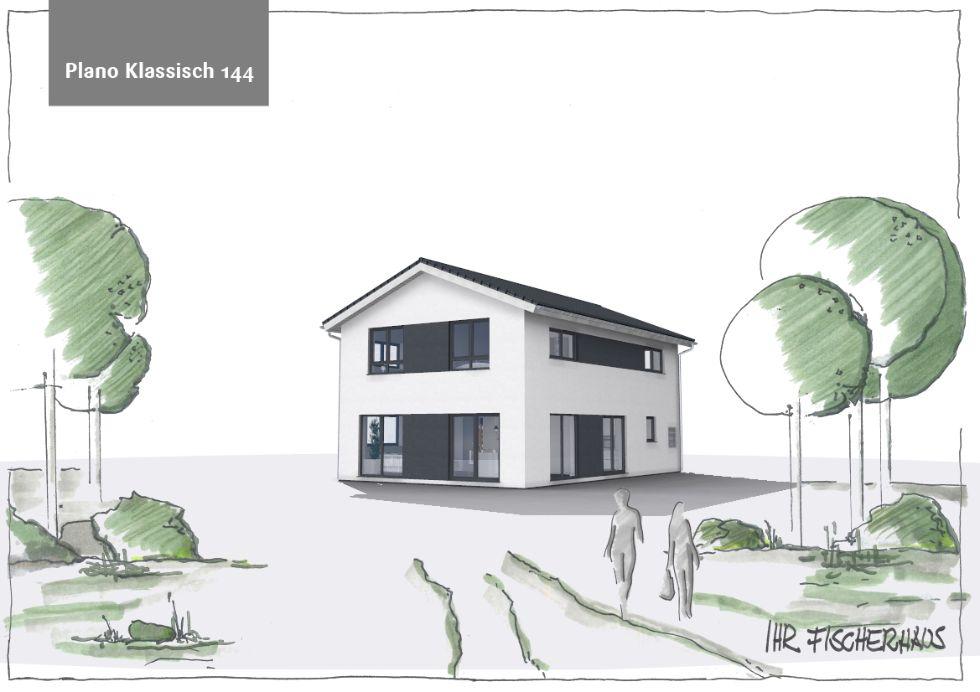 Einfamilienhaus Plano Klassisch 144