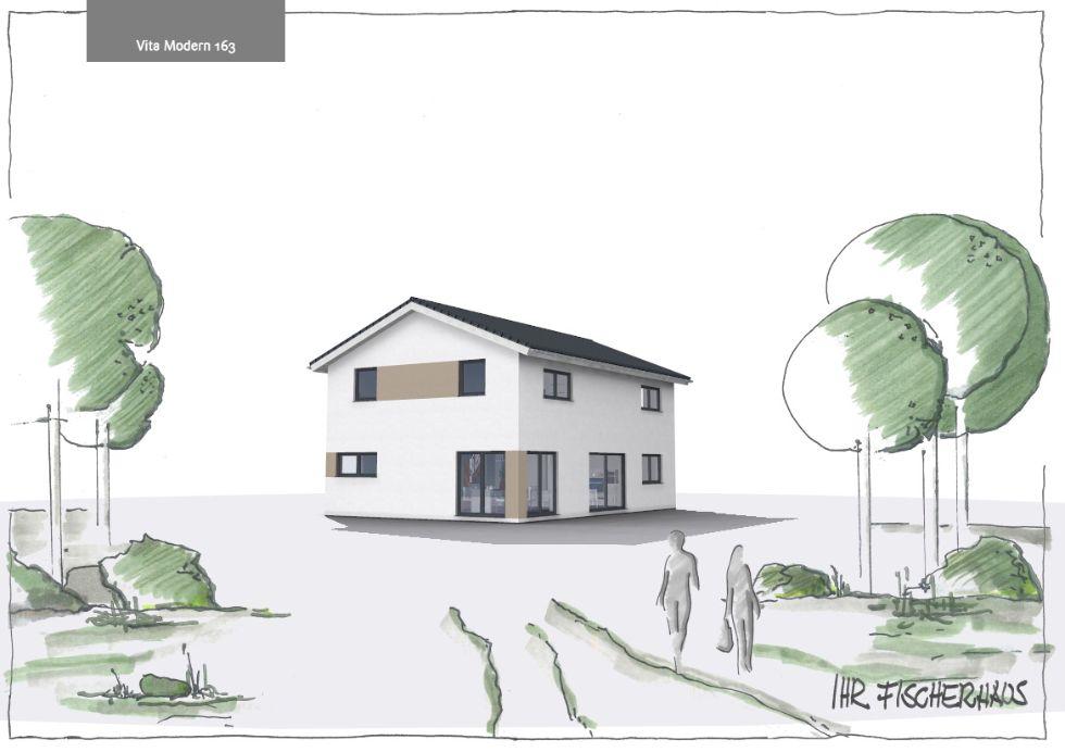 Einfamilienhaus Vita Modern 163