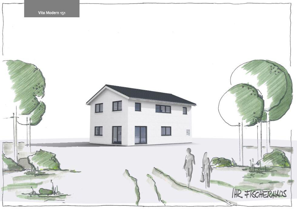 Einfamilienhaus Vita Modern 151