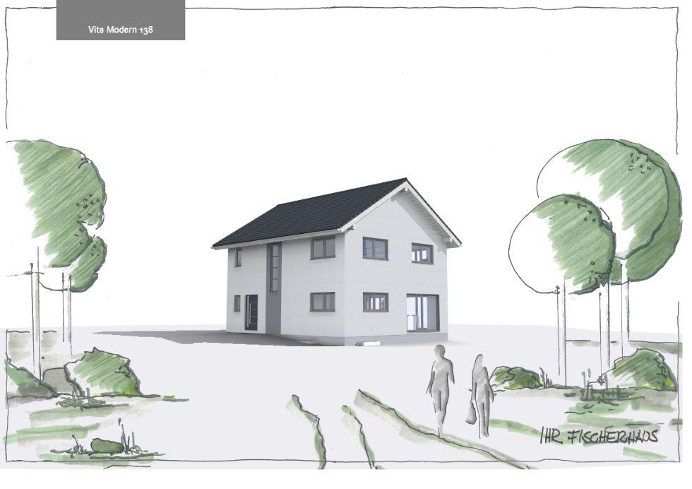 Einfamilienhaus Vita Modern 138