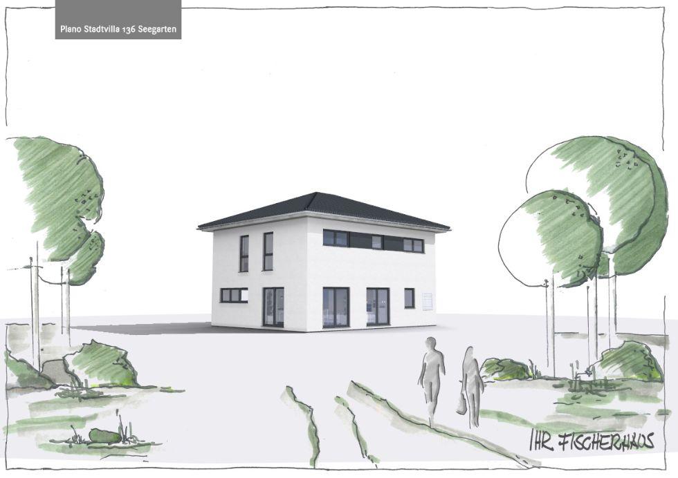 Einfamilienhaus Plano Stadtvilla 136 Seegarten