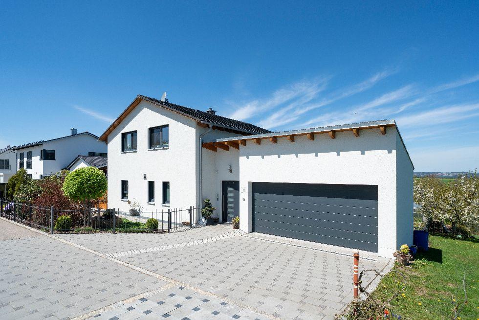 Einfamilienhaus Modern 146
