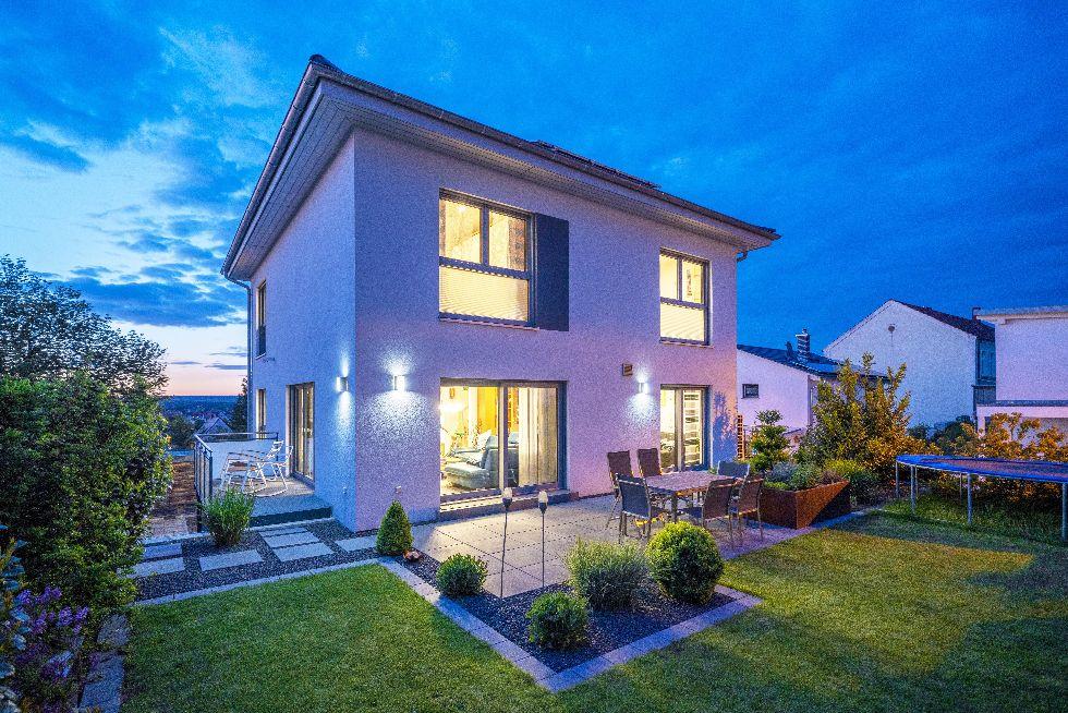 Einfamilienhaus Stadtvilla 211