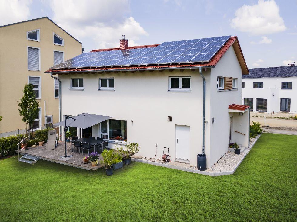 Einfamilienhaus Modern 161