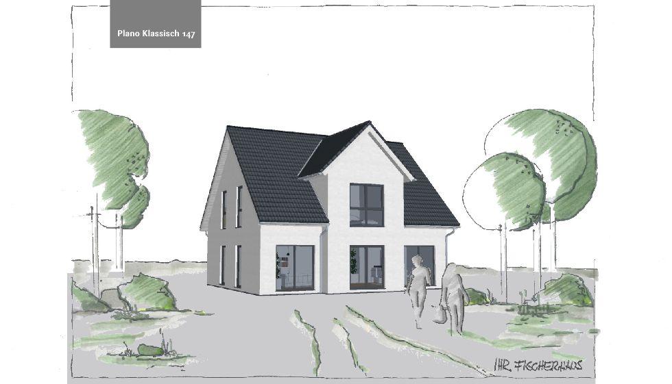 Einfamilienhaus Plano Klassisch 147