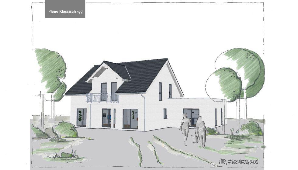 Einfamilienhaus Plano Klassisch 177