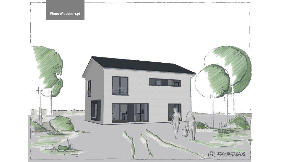 Einfamilienhaus Plano Modern 146