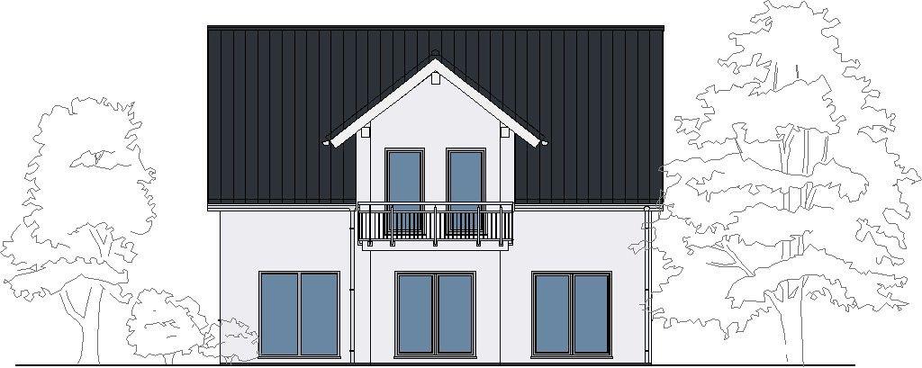 Entwurf einfamilienhaus vita klassisch 141 fischerhaus for Einfamilienhaus klassisch