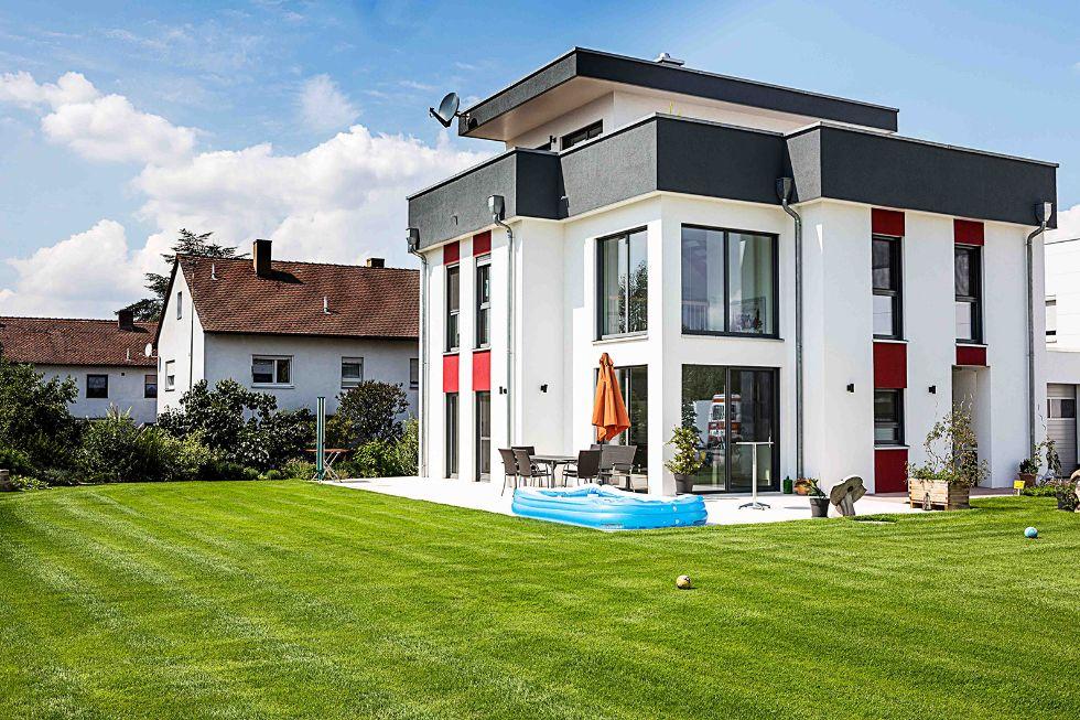 Einfamilienhaus Bauhaus 175