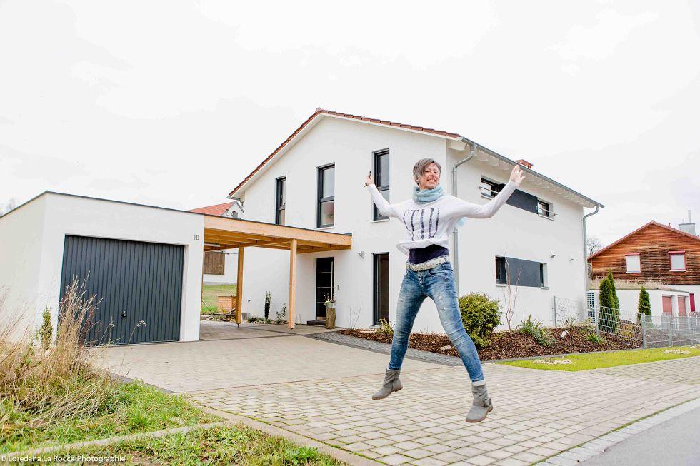 Einfamilienhaus Modern 145