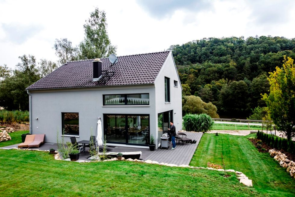 Einfamilienhaus Klassisch 156