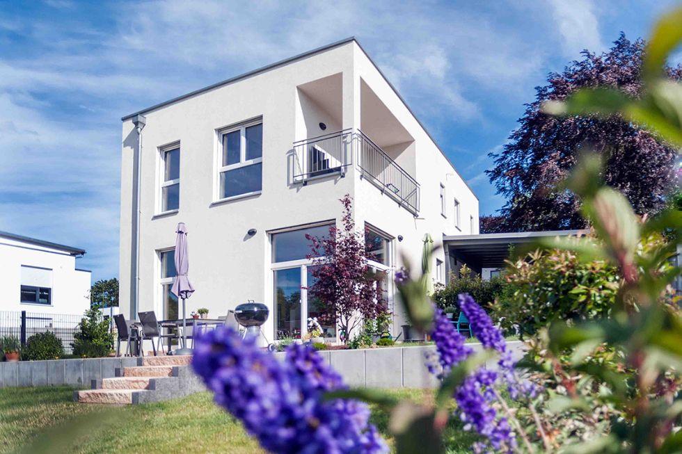 Einfamilienhaus Bauhaus 200