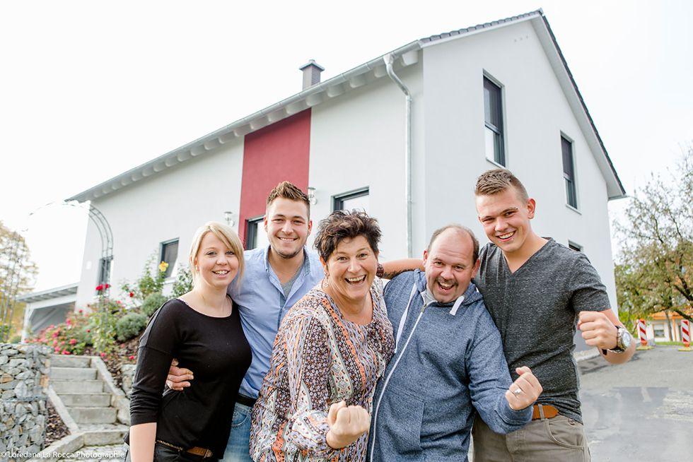 Zweifamilienhaus Klassisch 212