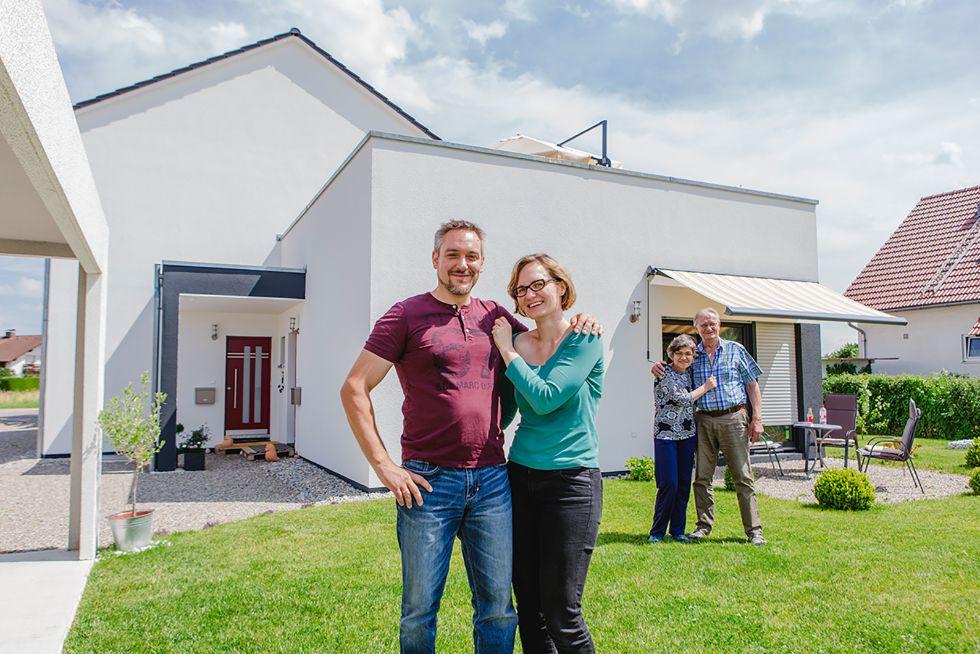 Referenz: Einfamilienhaus mit Einliegerwohnung Lavita generationo ...