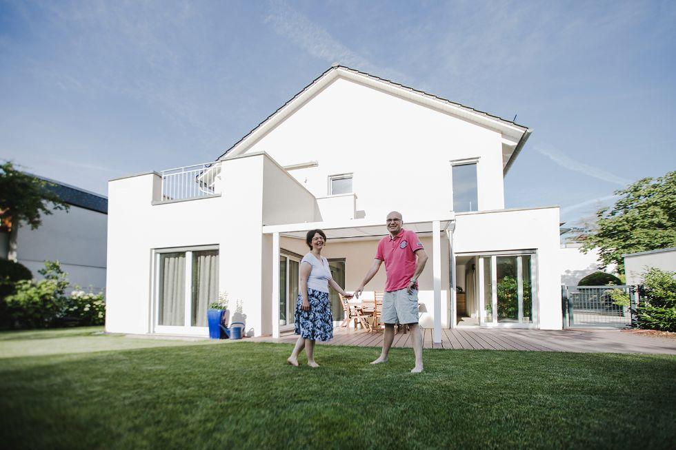 Einfamilienhaus Modern 178