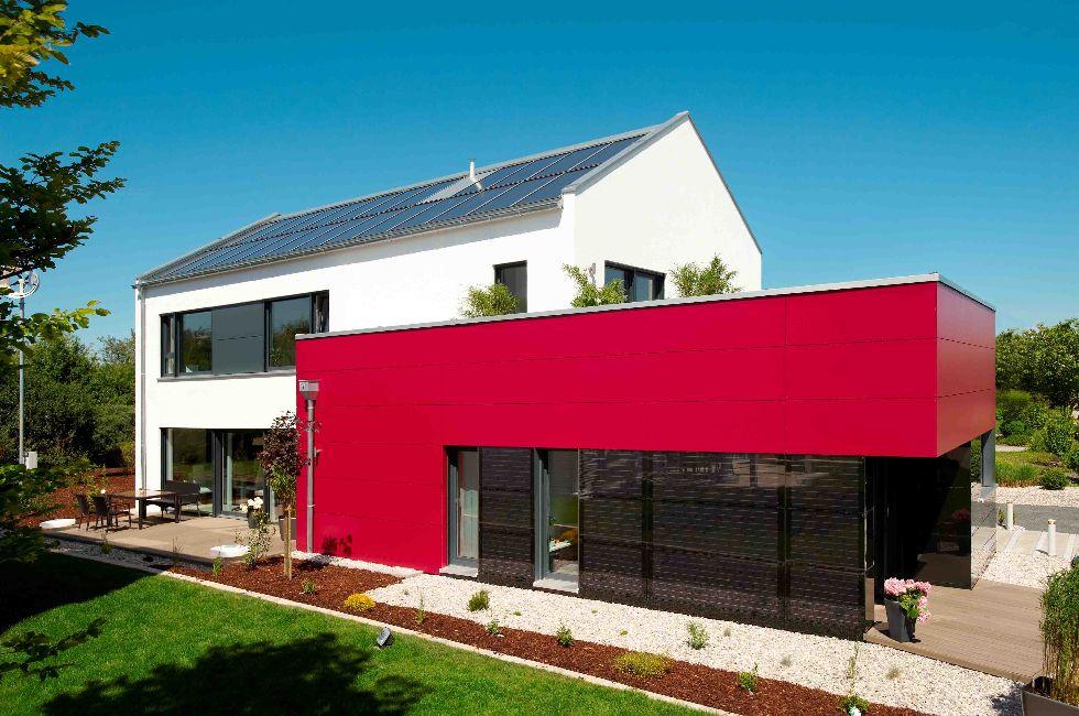 Einfamilienhaus Musterhaus GenerationX