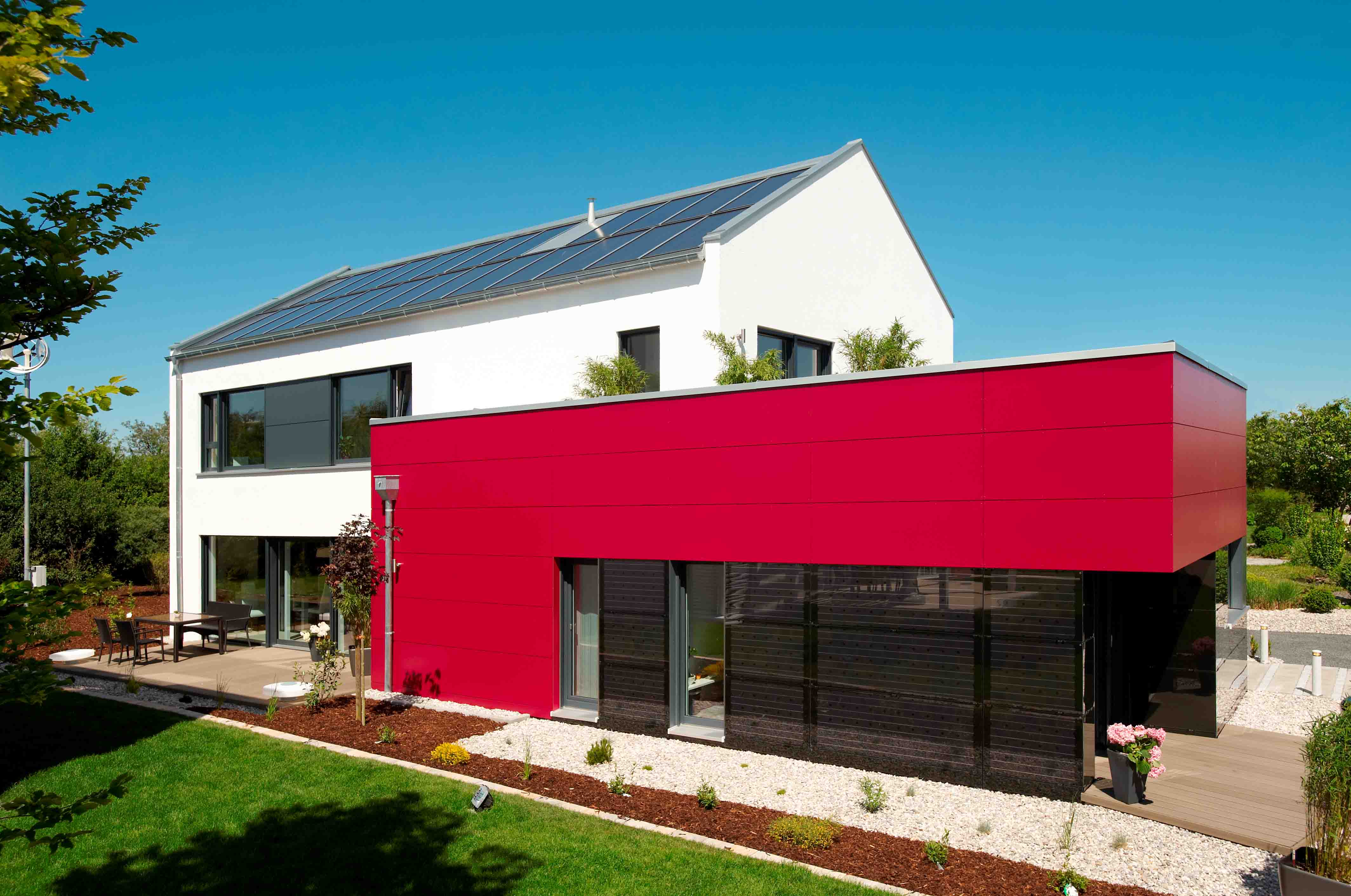 musterhaus generationx fischerhaus fertigh user aus bayern. Black Bedroom Furniture Sets. Home Design Ideas
