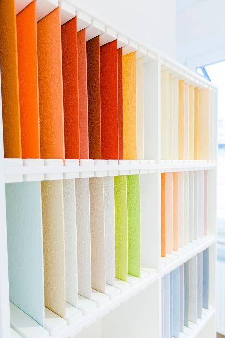 Putzfarben in rießen Auswahl