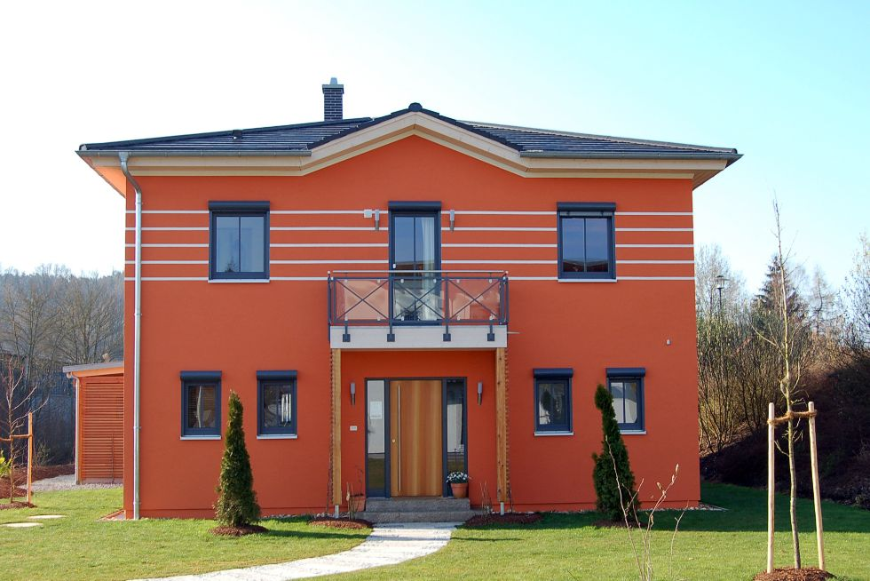 Einfamilienhaus Magnolie