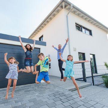 Mehr Wohnraum für die Familie