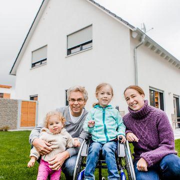 Barrierefreiheit und Rollstuhlrennen