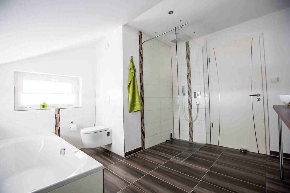 Barrierefreie Dusche für mehr Komfort