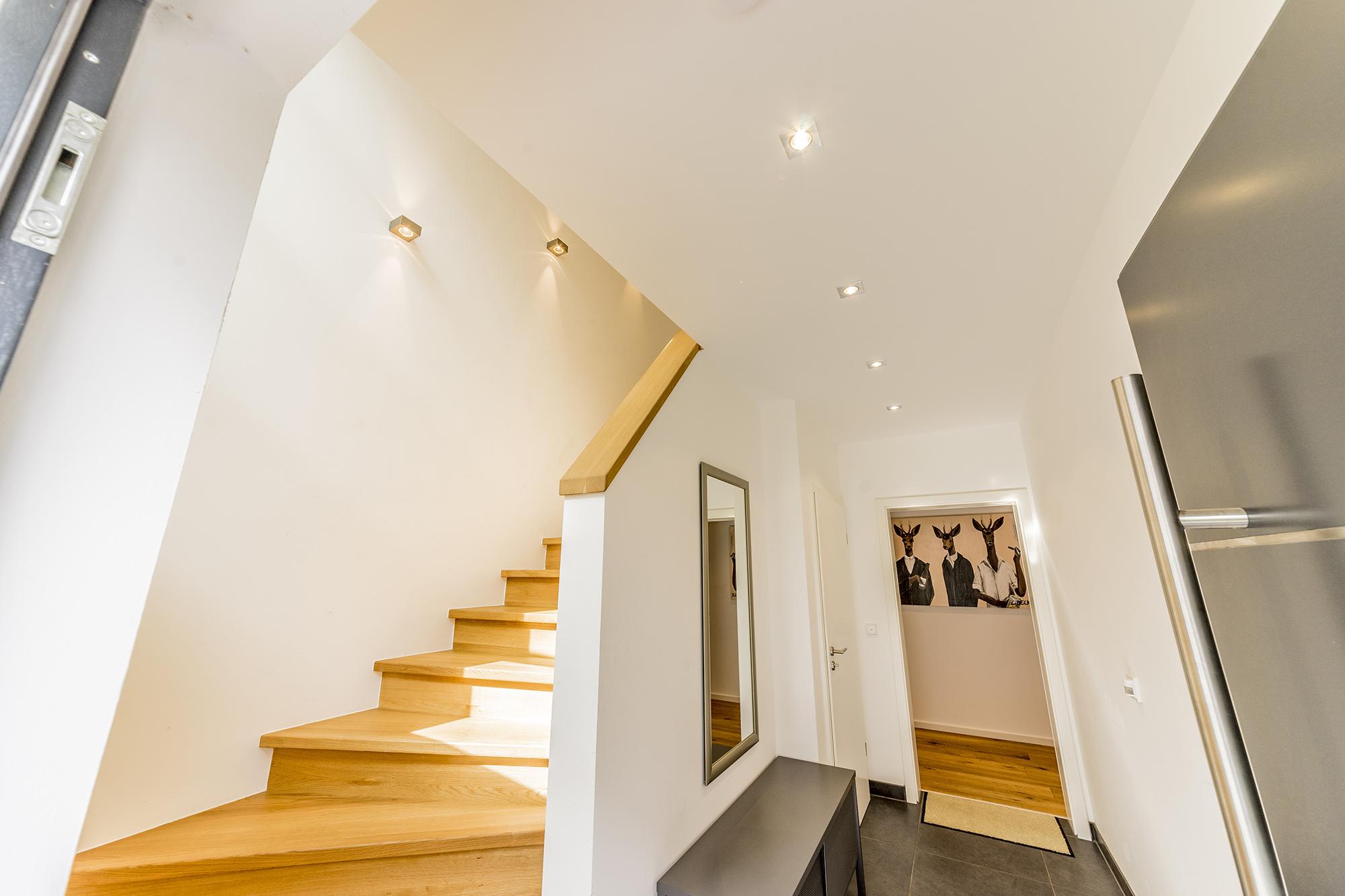 kleine led leuchten f r ein angenehmes licht fischerhaus fertigh user aus bayern. Black Bedroom Furniture Sets. Home Design Ideas